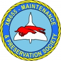 Car Sticker MaPS Logo