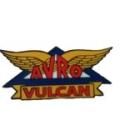 Avro Pin Badge