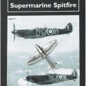 Spitfire Pin (pewter)