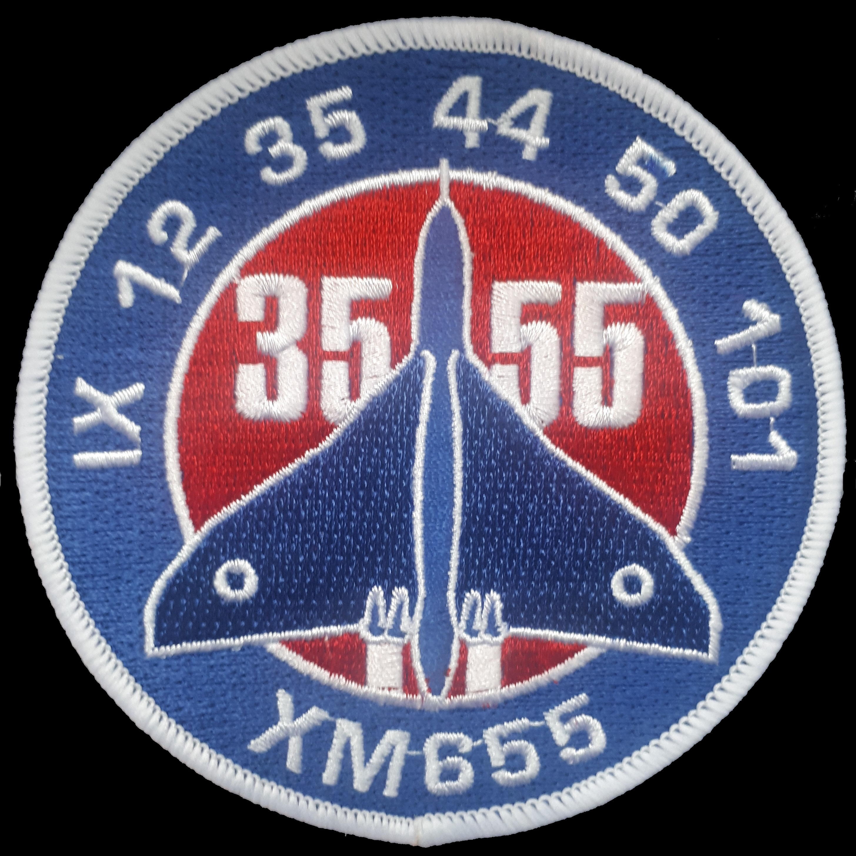 Patch XM655 35-55 Anniversary