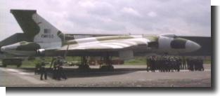 XM655 getting adopted on 18th May 1997