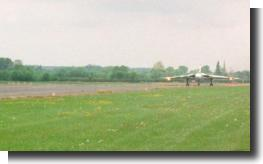 XM655 begins her run on 18th May 1997